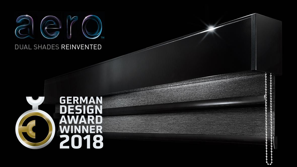 Aero German Design Winner